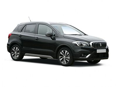 Representative image for the Suzuki Sx4 S-cross Hatchback 1.4 Boosterjet 48V Hybrid SZ-T 5dr Auto