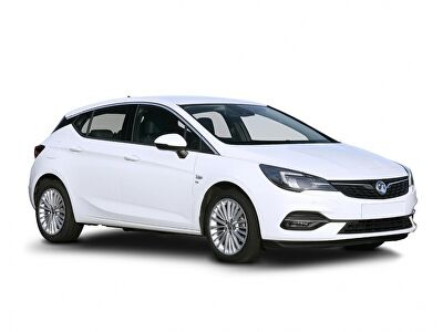 Representative image for the Vauxhall Astra Hatchback 1.2 Turbo SRi 5dr