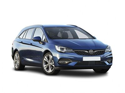 Representative image for the Vauxhall Astra Sports Tourer 1.2 Turbo SE 5dr
