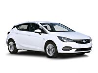 Representative image of the Vauxhall Astra