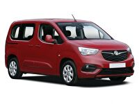Representative image of the Vauxhall Combo Life