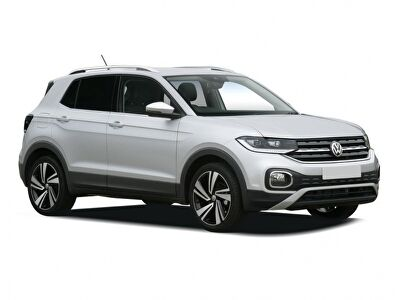 Representative image for the Volkswagen T-cross Estate 1.0 TSI S 5dr