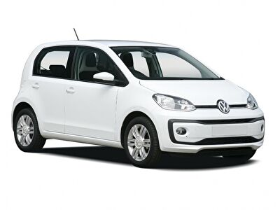Representative image for the Volkswagen Up Hatchback 1.0 Black Edition 5dr