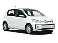 Representative image of the Volkswagen Up Hatchback