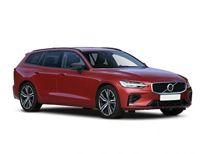 Representative image for the Volvo V60 Sportswagon 2.0 B3P R DESIGN 5dr Auto