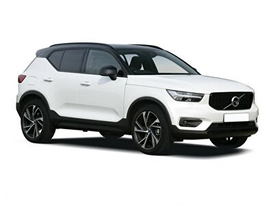Representative image for the Volvo XC40 Estate 1.5 T2 Momentum Core 5dr