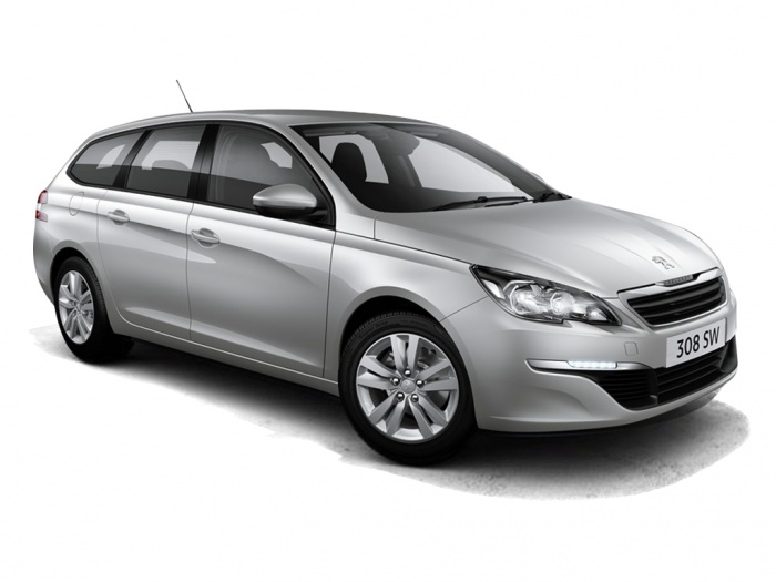 Representative image for the Peugeot 308 Sw Estate 1.2 PureTech 130 Allure 5dr
