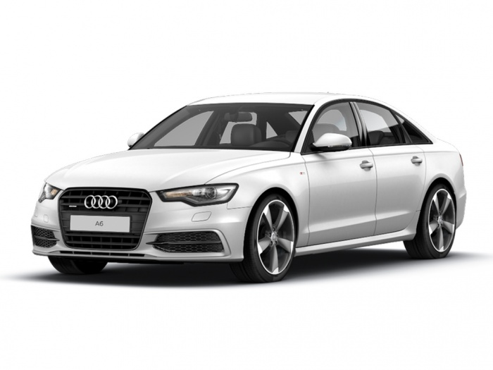 Representative image for the Audi A6 Saloon Special Editions 2.0 TDI Ultra Black Edition 4dr S Tronic