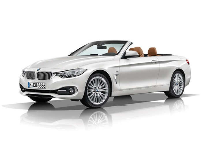 Representative image for the BMW 4 Series Convertible 420i Sport 2dr Auto [Business Media]
