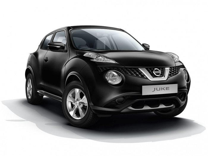 Representative image for the Nissan Juke Diesel Hatchback 1.5 dCi Acenta 5dr