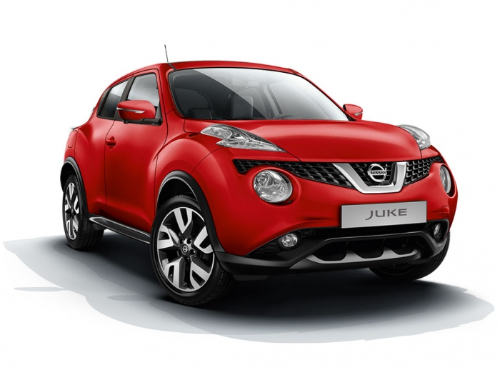 Representative image for the Nissan Juke Hatchback 1.6 DiG-T Tekna 5dr 4WD Xtronic