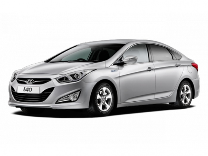 Representative image for the Hyundai I40 Diesel Saloon 1.7 CRDi [115] Blue Drive S 4dr