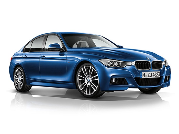 Representative image for the BMW 3 Series Saloon 318i SE 4dr