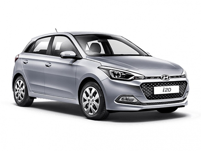 Representative image for the Hyundai I20 Hatchback 1.2 Premium Nav 5dr
