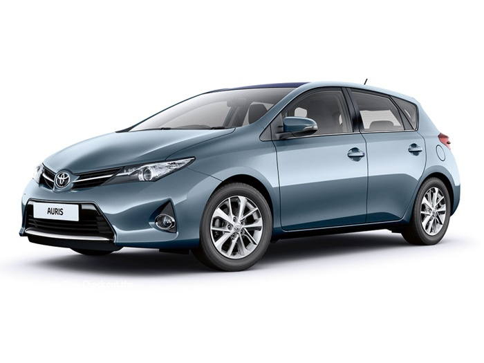 Representative image for the Toyota Auris Hatchback 1.8 Hybrid Business Edition TSS 5dr CVT