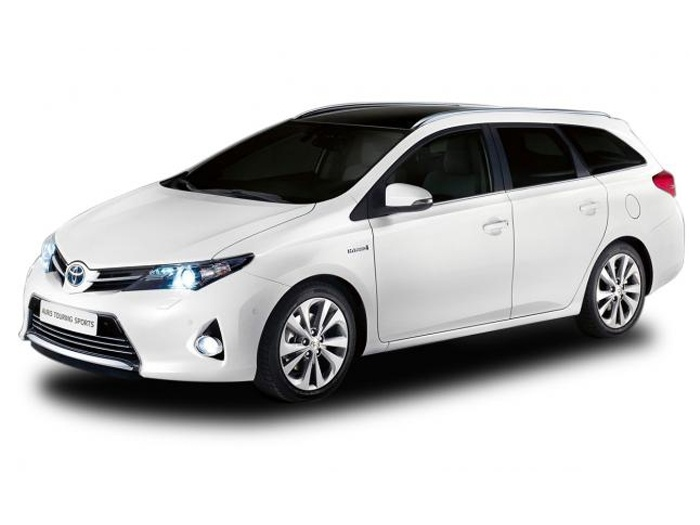 Representative image for the Toyota Auris Touring Sport 1.8 Hybrid Business Edition TSS 5dr CVT