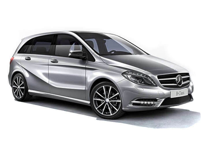 Representative image for the Mercedes-Benz B Class Diesel Hatchback B180d Sport 5dr