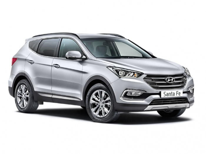 Representative image for the Hyundai Santa Fe Diesel Estate 2.2 CRDi Blue Drive Premium 5dr [5 Seats