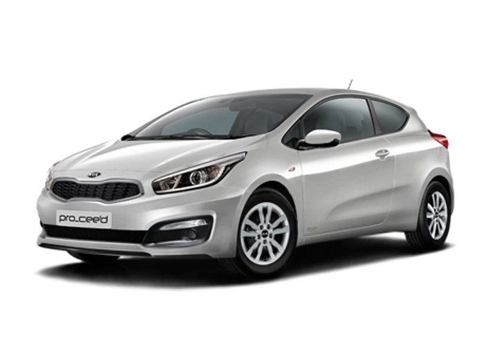 Representative image for the Kia Pro Ceed Hatchback 1.6T GDi GT 3dr