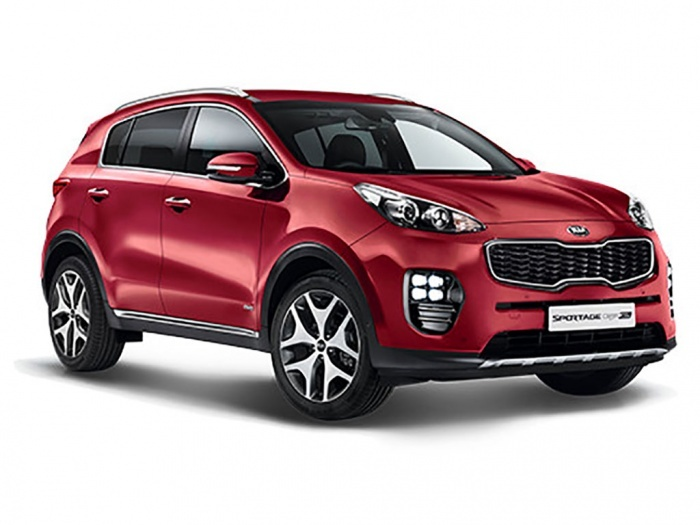 Representative image for the Kia Sportage Estate 1.6T GDi GT-Line 5dr [AWD]