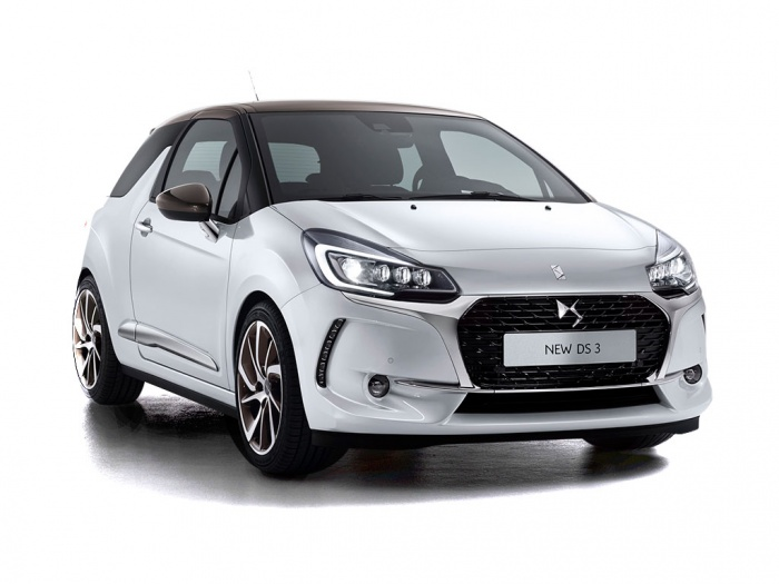 Representative image for the Ds Ds 3 Hatchback 1.2 PureTech 82 Chic 3dr