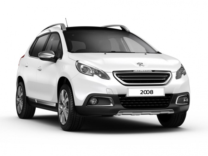 Representative image for the Peugeot 2008 Estate 1.2 PureTech Active 5dr
