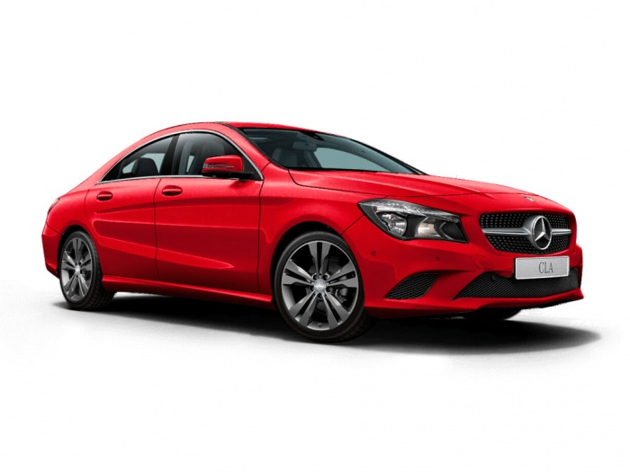 Representative image for the Mercedes-Benz Cla Class Coupe CLA 180 AMG Line 4dr Tip Auto