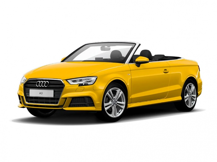 Representative image for the Audi A3 Cabriolet S3 TFSI Quattro 2dr S Tronic