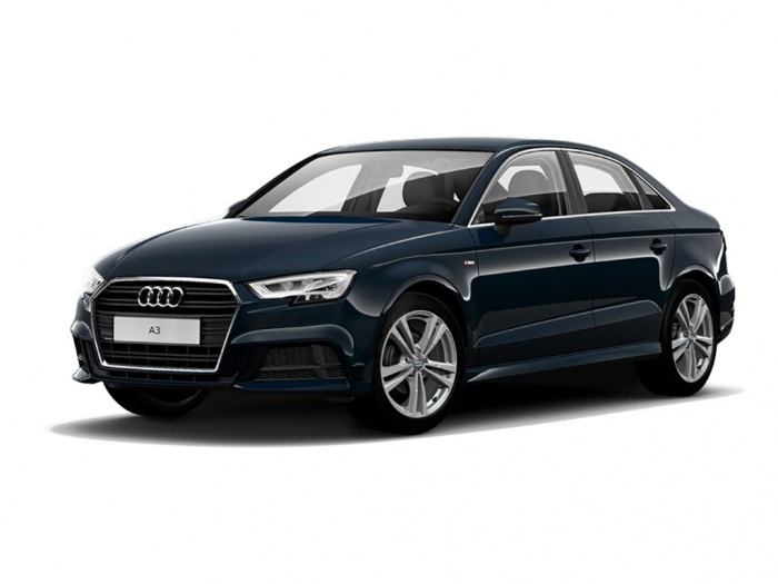 Representative image for the Audi A3 Saloon S3 TFSI Quattro 4dr S Tronic