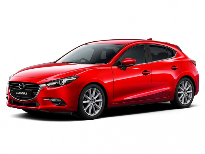 Representative image for the Mazda Mazda3 Hatchback 2.0 SE 5dr
