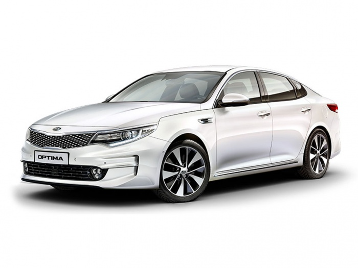 Representative image for the Kia Optima Diesel Saloon 1.7 CRDi ISG 3 4dr