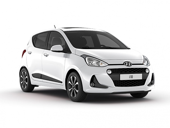 Representative image for the Hyundai I10 Hatchback 1.0 SE 5dr