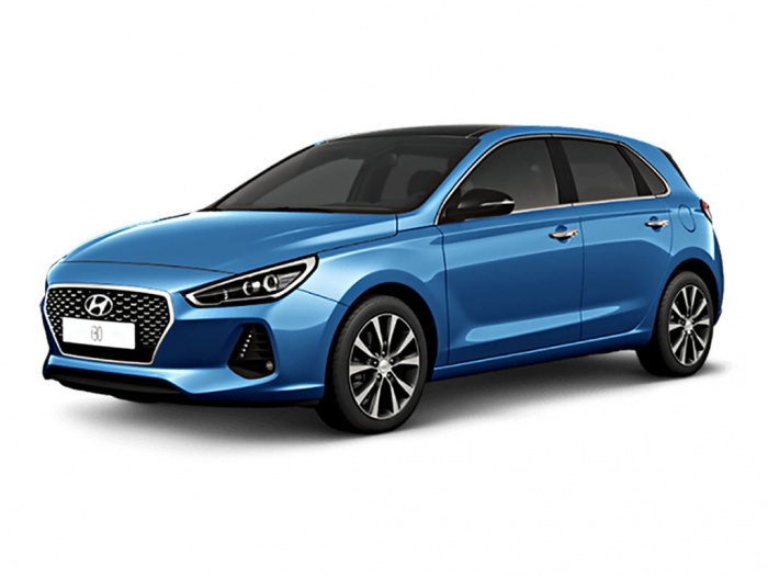 Representative image for the Hyundai I30 Hatchback 1.4T GDI Premium 5dr DCT