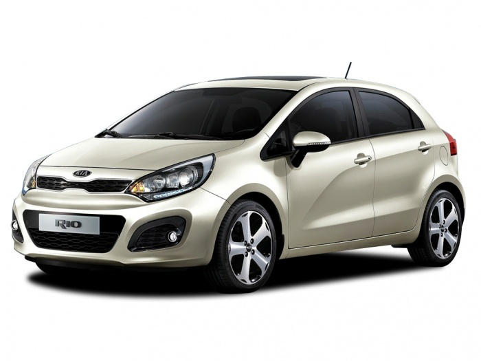 Representative image for the Kia Rio Hatchback Special Edition 1.25 Pulse 5dr