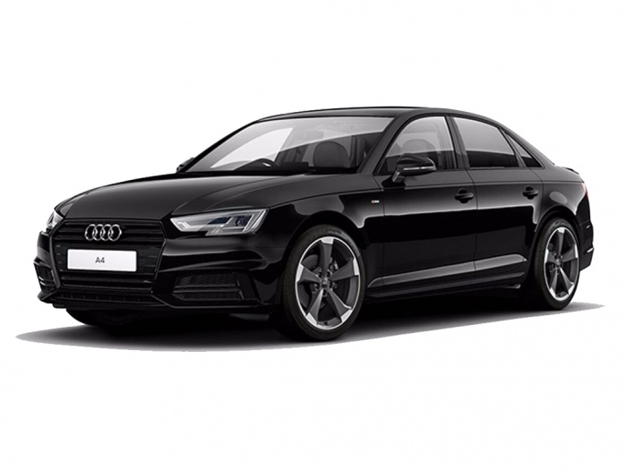Representative image for the Audi A4 Saloon Special Editions 1.4T FSI Black Edition 4dr [Tech Pack]