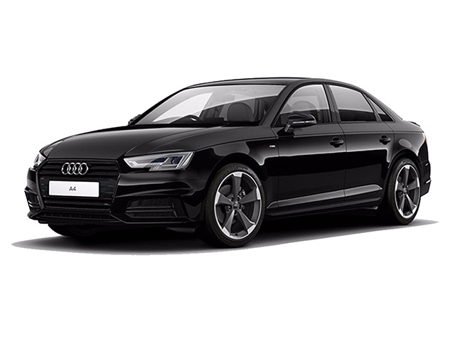 Representative image for the Audi A4 Saloon Special Editions 2.0T FSI 252 Quattro Black Edition 4dr S
