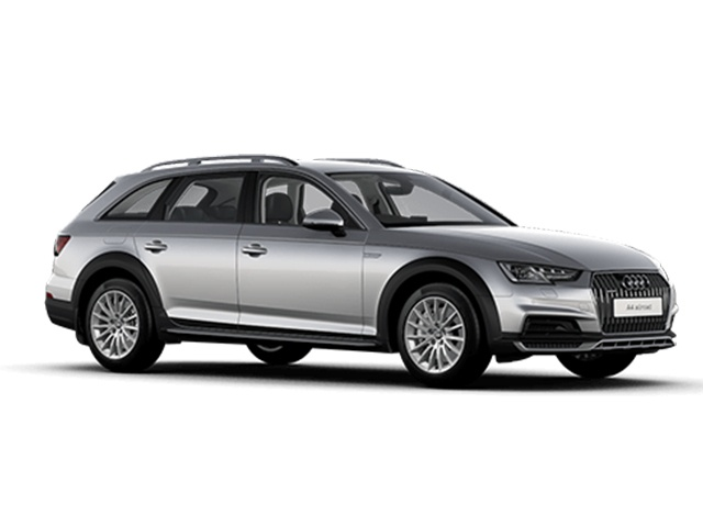Representative image for the Audi A4 Diesel Allroad Estate 3.0 TDI Quattro 5dr S Tronic [Leather]