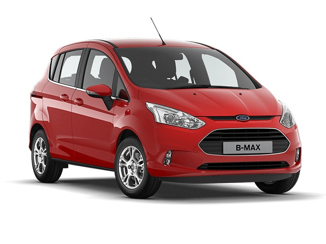 Representative image for the Ford B-max Hatchback 1.0 EcoBoost Zetec Navigator 5dr
