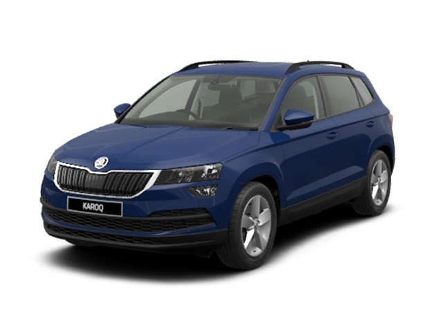 Representative image for the Skoda Karoq Diesel Estate 2.0 TDI Edition 4x4 5dr