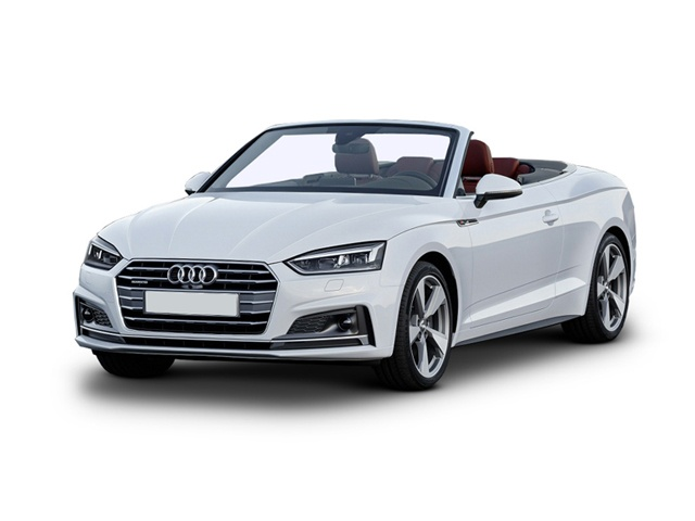 Representative image for the Audi A5 Diesel Cabriolet 3.0 TDI 286 Quattro S Line 2dr Tiptronic