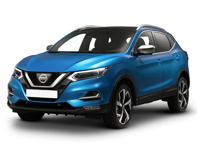 Representative image for the Nissan Qashqai Hatchback 1.2 DiG-T Visia 5dr
