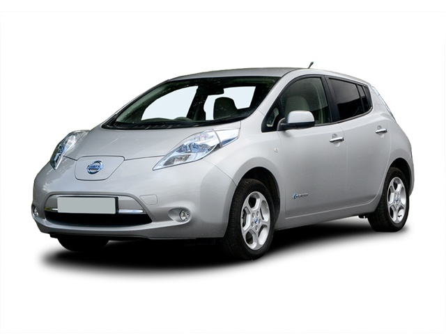 Representative image for the Nissan Leaf Hatchback Visia 5dr Auto