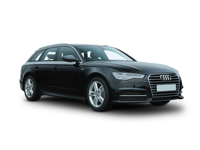 Representative image for the Audi A6 Avant Special Editions 2.0 TDI Ultra Black Edition 5dr S Tronic