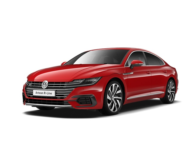 Representative image for the Volkswagen Arteon Fastback 2.0 TSI R Line 5dr DSG