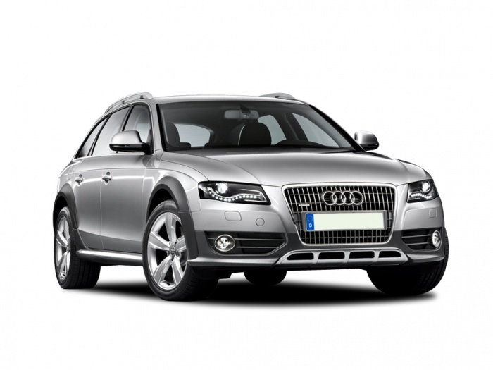 Representative image for the Audi A4 Diesel Allroad Estate 2.0 TDI Quattro 5dr S Tronic [Leather]