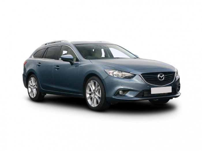 Representative image for the Mazda Mazda6 Diesel Tourer 2.2d [175] Sport Nav 5dr Auto