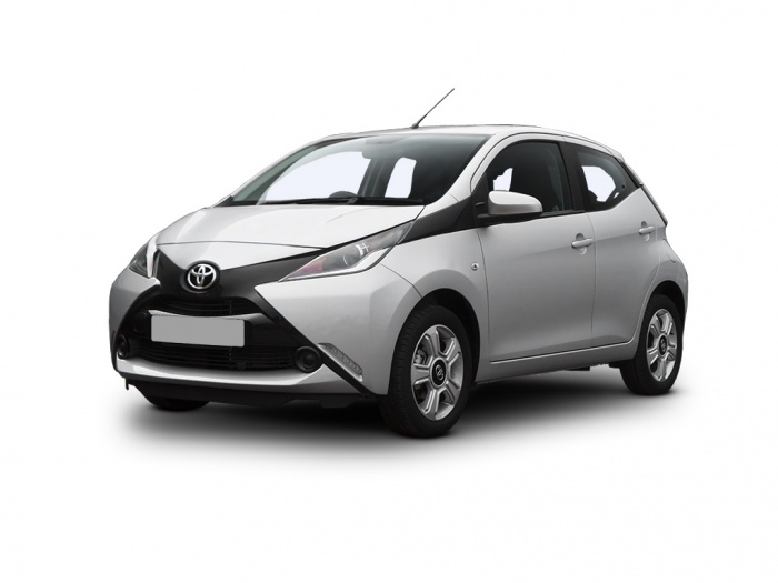 Representative image for the Toyota Aygo Hatchback 1.0 VVT-i X-Play 5dr