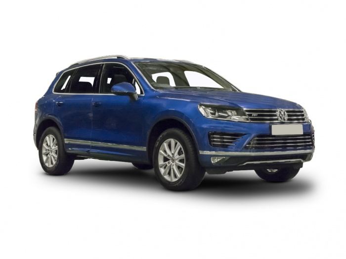 Representative image for the Volkswagen Touareg Diesel Estate 3.0 V6 TDI BMT 262 R Line Plus 5dr Tip A