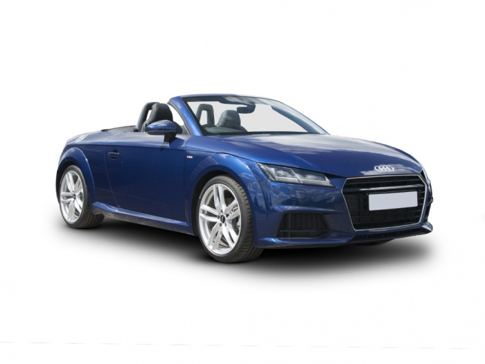 Representative image for the Audi Tt Roadster 2.0T FSI S Line 2dr S Tronic