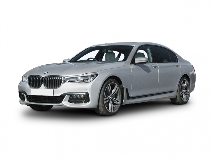 Representative image for the BMW 7 Series Diesel Saloon 725d 4dr Auto
